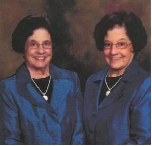 Rose Italiano Pacalo and Sister Charlotte Italiano